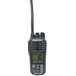 VHF portatile HM 160 - Himunication