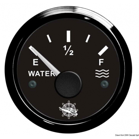 Water level indicator - Osculati