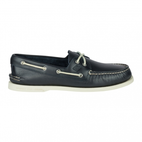 Scarpa Sperry Topsider Authentic Original 2-Eye Classic II Navy - Sperry Topsider