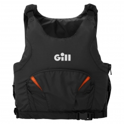 Salvagente Gill Pro Racer Buoyancy Aid Black - Gill