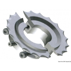 Stainless steel clamp cutter
