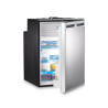 Coolmatic CRX stainless steel refrigerator - Dometic