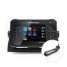 Fishfinder HDS Live 7 transducer Active Imaging 3-in-1 - Lowrance