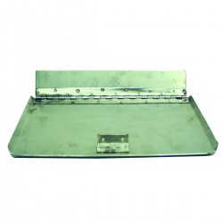 Torque tables in stainless steel-thickness mm. 3