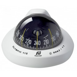 Compass Plastimo Olympic 115 recessed inclined