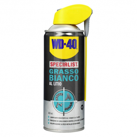 Wd-40 white lithium grease