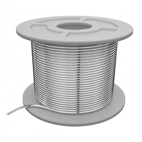 Stainless steel rope 49 wires ø mm.10