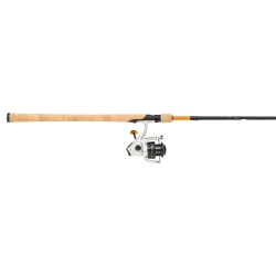 Abu Garcia Max STX Spinning Combo canna 702L + mulinello 2000 + SpiderWire Smooth8 0.12 mm.