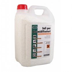 Tank salts replacement Dehumidifiers