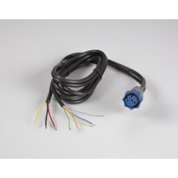Lowrance - standard power Cable for HDS and optional for Elite You and Hook