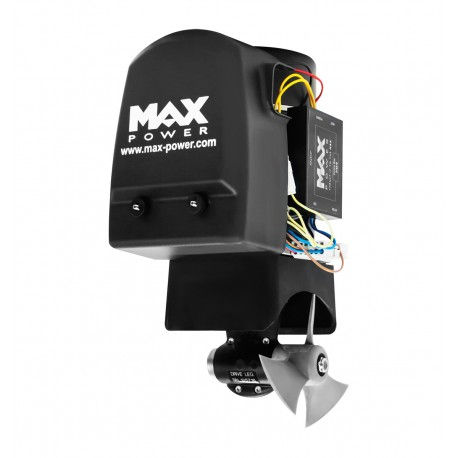Hélice de proa Max Power CT35 12V