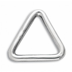 Triangle stainless steel Aisi 316