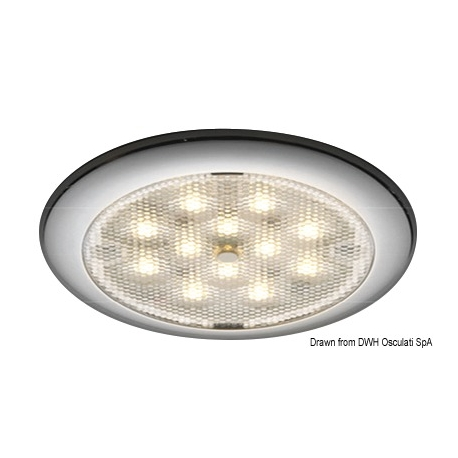 Procion recessed day/night LED ceiling lamp