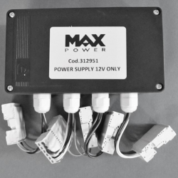 Centralina elettronica compact retract - Max Power